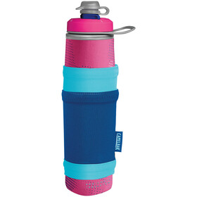 CamelBak Peak Fitness Chill Essential Bottle 710ml, pink/blue